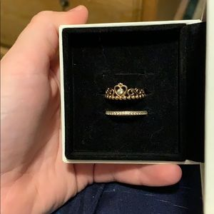 Old promise ring, willing to sell separate